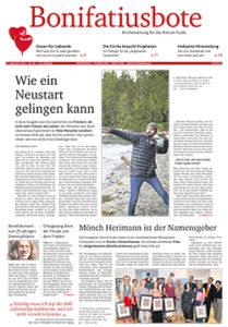 Bonifatiusbote - Kirchenzeitung für das Bistum Fulda