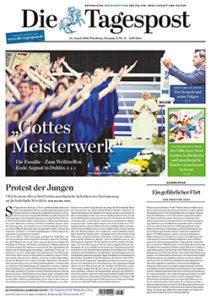 Die Tagespost - Katholische Wochenzeitung für Politik, Gesellschaft und Kultur