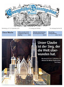 Evangelisches Sonntagsblatt aus Bayern