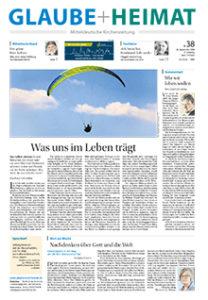 Glaube+Heimat - Mitteldeutsche Kirchenzeitung