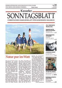 Kasseler Sonntagsblatt - Christliches Familienblatt für Kurhessen-Waldeck