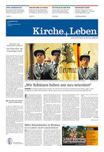 Kirche+Leben - Wochenzeitung im Bistum Münster