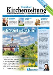 Münchner Kirchenzeitung - Die katholische Wochenzeitung für das Erzbistum München und Freising