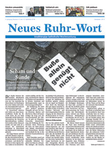Neues Ruhr-Wort - Unabhängige katholische Wochenzeitung