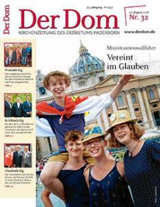 Der Dom - Kirchenzeitung des Erzbistums Paderborn